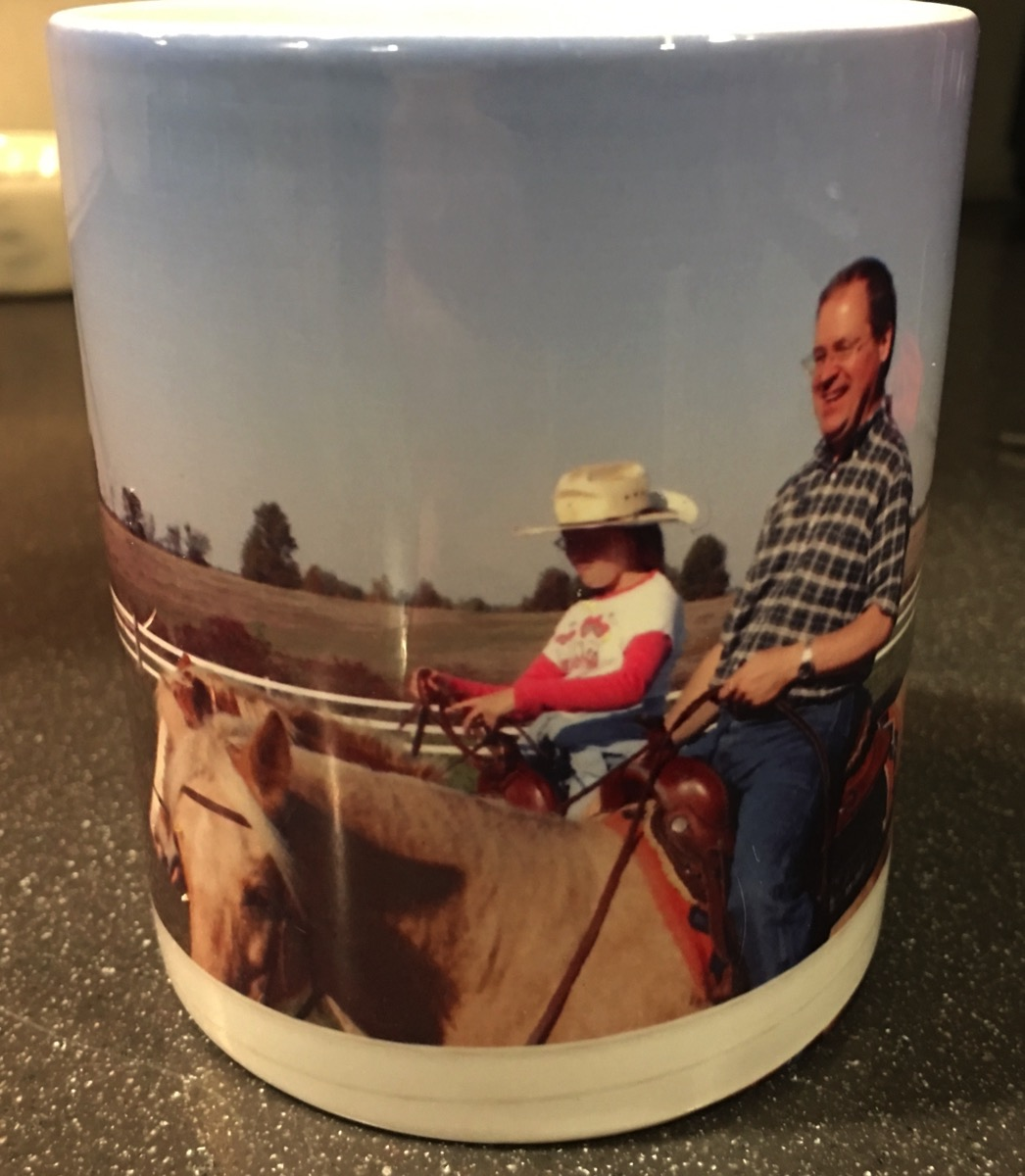Governor on mug